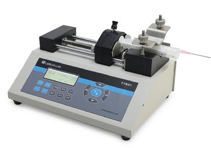 基础实验室注射泵TYB01-0