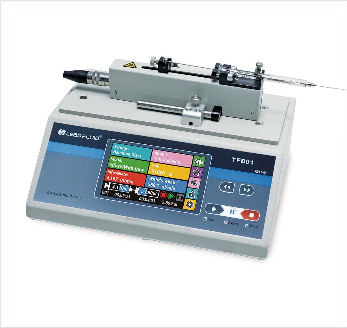 分体实验室注射泵TFD03-01