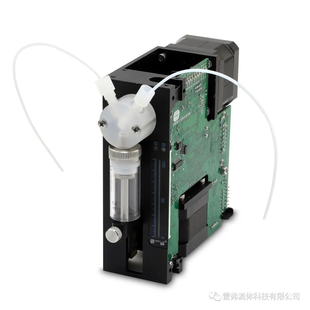 微量注射泵G3030初始化