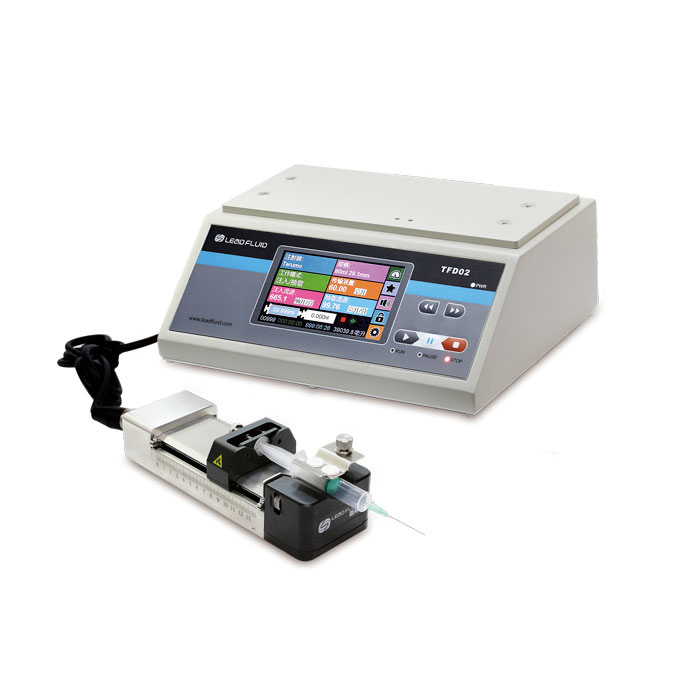 分体实验室注射泵TFD02-01