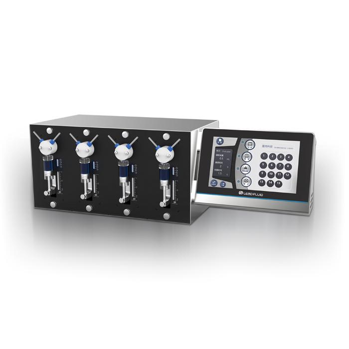 工业注射泵灌装系统DF30