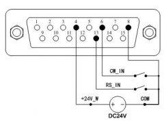 实验室注射泵外控模式操